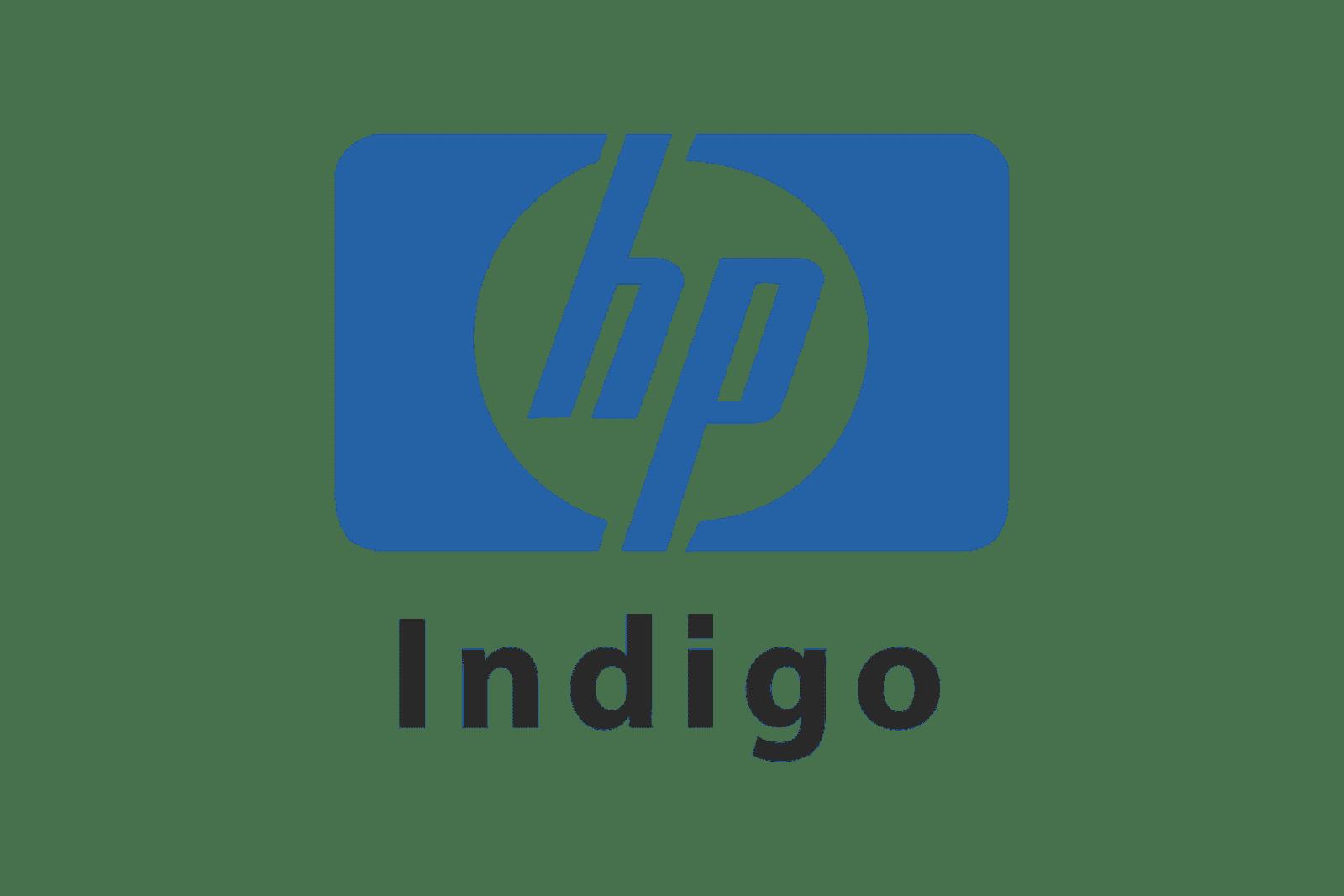 Logo HP_Indigo